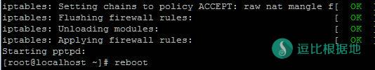 Centos/Debian系统 PPTP/L2TP 一键安装脚本