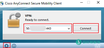 Cisco AnyConnect VPN Windows/Android 平台客户端使用教程