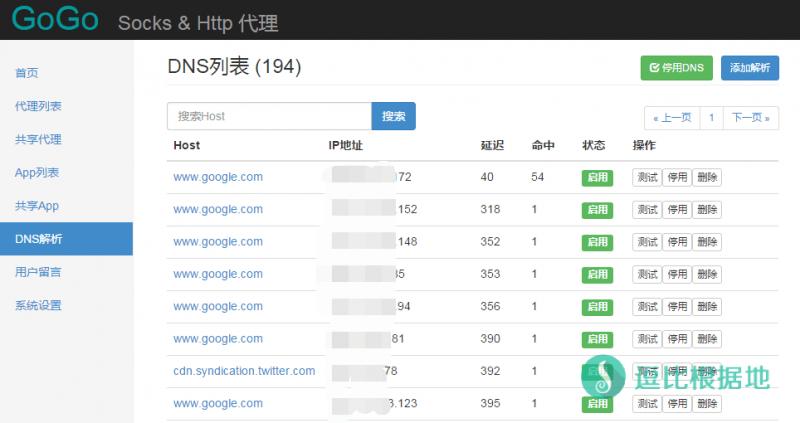 一个免费且快速的HTTP/SOCKS5代理软件 —— GoGotunnel
