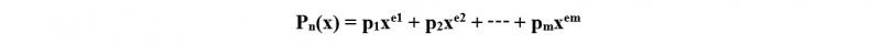 一元多项式的加法、减法、乘法和微分运算的C语言链表结构算法实现