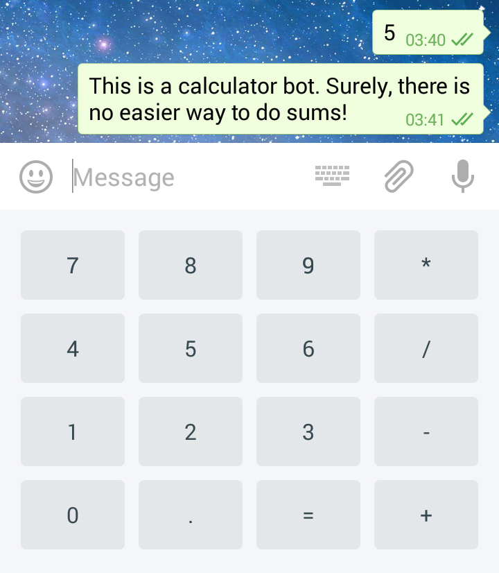 [Telegram bot 系列]1:requests库、Inline Keyboard、Reply Keyboard与其他细节